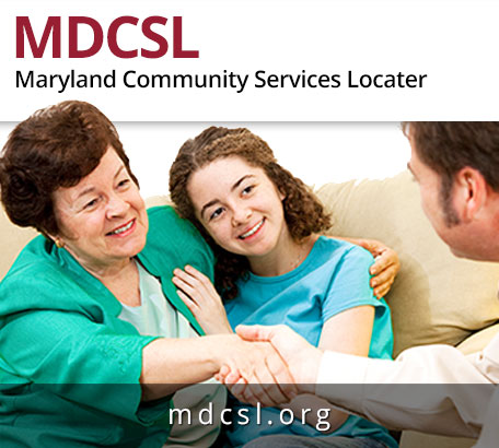 Maryland Community Services Locator